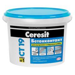 Грунтовка Ceresit CT 19 бетонконтакт 5 кг