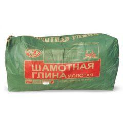 Глина шамотная КБС огнеупорная 20 кг