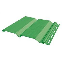Сайдинг Корабельная доска Fineber Standart Зеленый