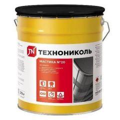 Мастика битумная Технониколь №24 МГТН 20 кг