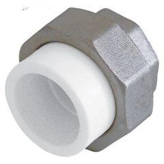 Муфта Kalde ПП 3252-tuf-320c00 комбинированная разъемная с внутренней резьбой 32 мм x 3/4