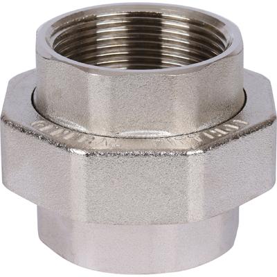 Американка Stout с внутренней резьбой никелированная 1 1/2 (SFT-0034-000112)