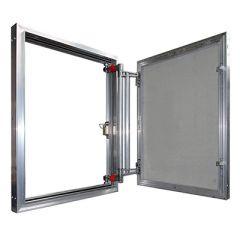 Люк невидимый Практика Евроформат ЕТР 50 х 100 см 60 мм