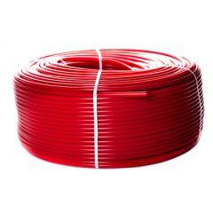 Труба Stout из сшитого полиэтилена PEX-a красная 16 х 2 мм (SPX-0002-101620) 1 м