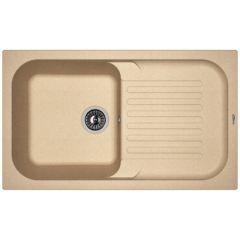 Мойка кухонная прямоугольная Флорентина Арона 860 Бежевая (20.225.D0860.104)