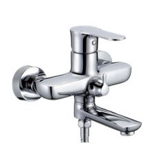 Смеситель Ganzer Fredj для ванны хром GZ 04031