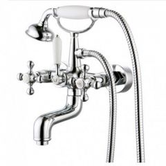 Смеситель Ganzer Konstantin для ванны хром GZ 09032