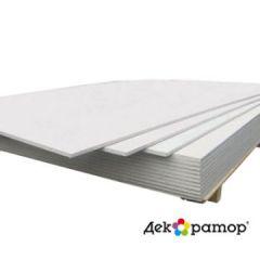 Гипсокартонный лист Декоратор А УК 2500х1200х9,5 мм