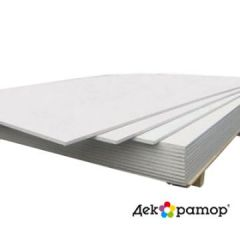 Гипсокартонный лист Декоратор А УК 2500х1200х12,5 мм