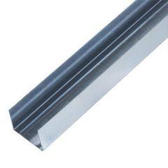 Профиль потолочный направляющий СТиВ ППН-3 27х28 мм 3000 мм толщ. 0,55 мм