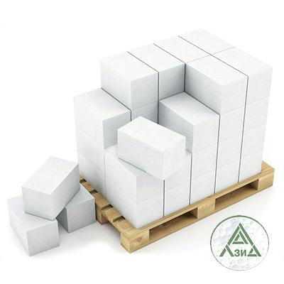 Блок из ячеистого бетона Hebel газосиликатный D500 600х250х100 мм 1 м3