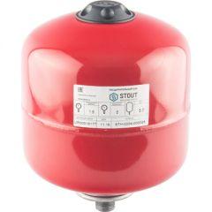 Расширительный бак Stout красный 5 л (STH-0004-000005)