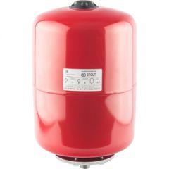 Расширительный бак Stout красный 18 л (STH-0004-000018)