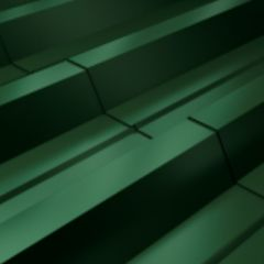 Профлист Тритон CH20 2000х1150 мм зеленый