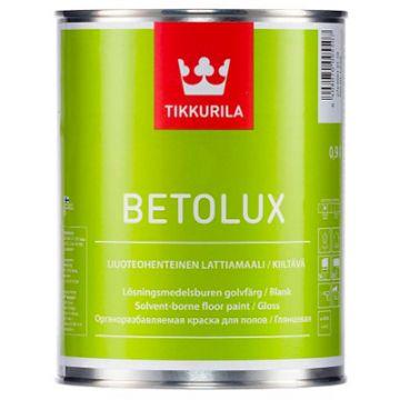 Краска для пола Tikkurila Betolux A 0,9 л