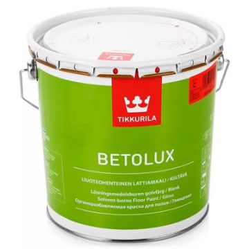 Краска для пола Tikkurila Betolux A 2,7 л