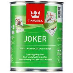 Краска интерьерная Tikkurila Joker A 0,9 л