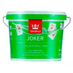 Краска интерьерная Tikkurila Joker A 2,7 л