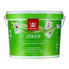 Краска интерьерная Tikkurila Joker A 9 л