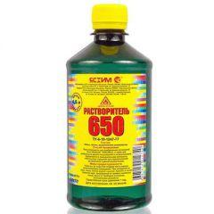 Растворитель Ясхим 650 0,5 л