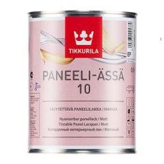 Лак Tikkurila Paneeli Assa EP 10 матовый 0,9 л