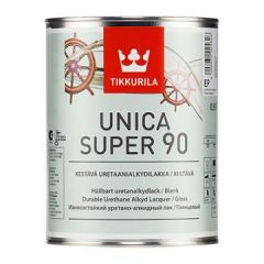 Лак Tikkurila Unica Super EP 90 глянцевый 0,9 л
