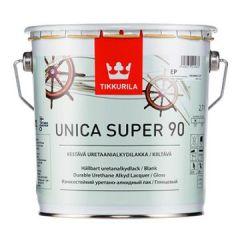 Лак Tikkurila Unica Super EP 90 глянцевый 2,7 л