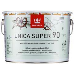 Лак Tikkurila Unica Super EP 90 глянцевый 9 л