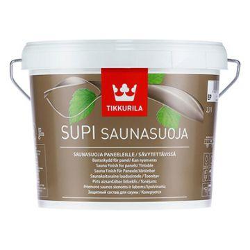 Состав защитный Tikkurila Supi Saunasuoja EP 2,7 л