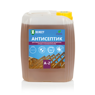 Антисептик Зелест А-2 Универсал 5 кг