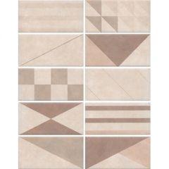 Керамическая плитка Kerama Marazzi Александрия светлый микс 9,9x20 19034 м2