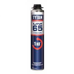 Пена монтажная Tytan Professional 65 UNI 1 кг