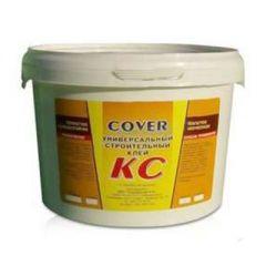 Клей Cover КС универсальный строительный 15 кг