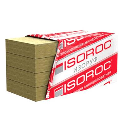 Базальтовая вата Isoroc Изоруф-В 1000х600х50 мм 6 шт (2,4 м2)