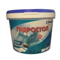 Гидроизоляционная мастика Cover Гидростоп 10 кг