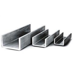 Швеллер стальной с параллельными гранями ГОСТ 8П (м.п.)
