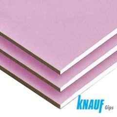 Гипсокартонный лист Кнауф огнестойкий 2500х1200х12,5 мм