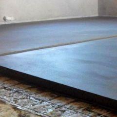 Заказать устройство цементно-песчаной стяжки толщиной 5-10 см, м2