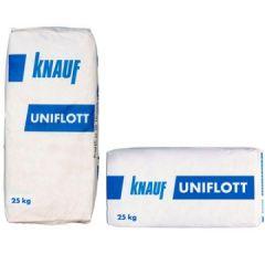Шпатлевка гипсовая Кнауф Унифлот 5 кг