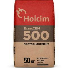 Портландцемент М-500 Holcim ExtraCem 50 кг