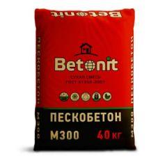 Сухая смесь Betonit (Бетонит) М-300 40 кг