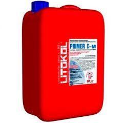 Грунтовка глубокого проникновения Litokol Primer C-m 10 кг