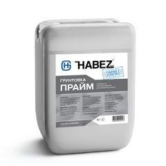 Грунтовка акриловая Habez Прайм 5 л