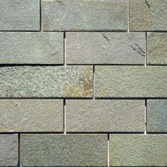 Плитка 102 камня Златолит без закола 15-25 мм произвольная длина (м2)