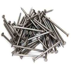 Гвозди оцинкованные строительные 90х3,5 мм (1 кг)