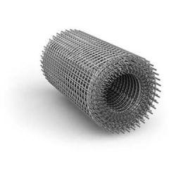 Сетка сварная кладочная оцинкованная в рулоне 25х25х1,4 мм 1х25 м
