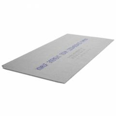 Гипсоволокнистый лист ГВЛВ Кнауф Суперпол влагостойкий 1200х600х20 мм