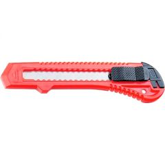 Нож Matrix выдвижное лезвие 18 мм (78929)
