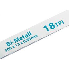 Полотно для ножовки по металлу Gross 300 мм 18 TPI (77730) 2 шт