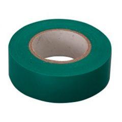 Изолента СибрТех ПВХ 15 мм x 10 м зеленая (88791)